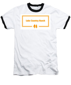 Lake Country Ranch - Baseball T-Shirt