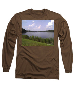 Lake Greenbriar On The Ranch - Long Sleeve T-Shirt