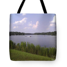 Lake Greenbriar On The Ranch - Tote Bag