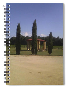 Los Pinos Ranch - Spiral Notebook