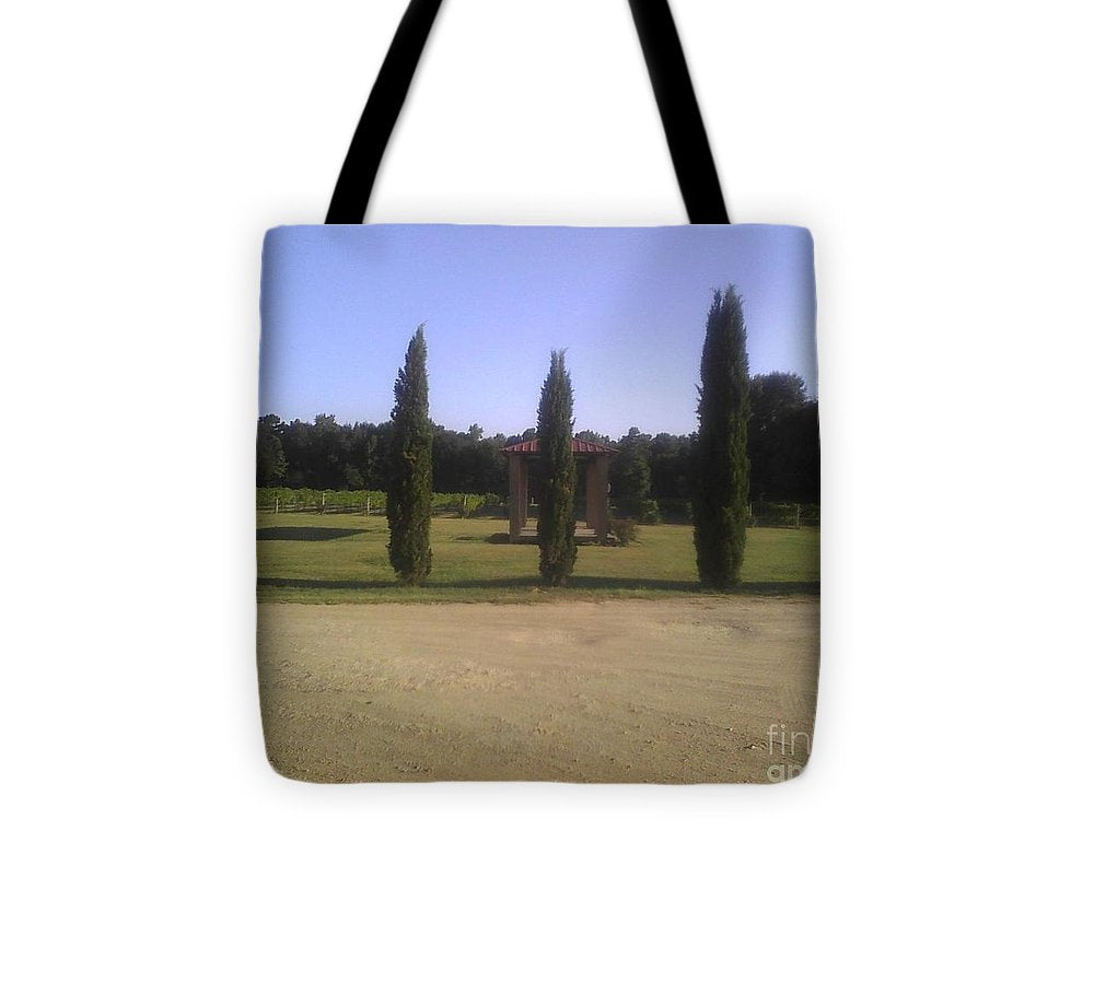 Los Pinos Ranch Vineyard - Tote Bag