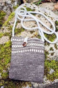 Highlands Alpaca Purse