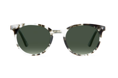 Oxford - Gray Tortoise Sunglasses