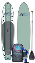 "The 11'6"" Inflatable Stand Up Paddleboard iSUP PAK"