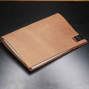 The A5 Notebook - Silver