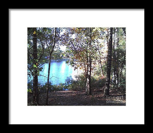 November Day - Framed Print