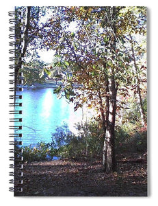 November Day - Spiral Notebook