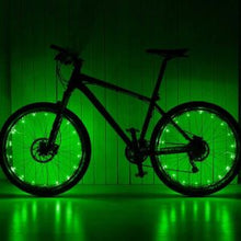 Wheel Lightz LED Green