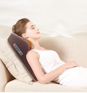 Newest 3 in 1 Massage Pillow with Car Home Dual use