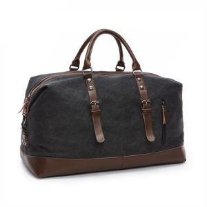 DUFFEL BAG | BLACK