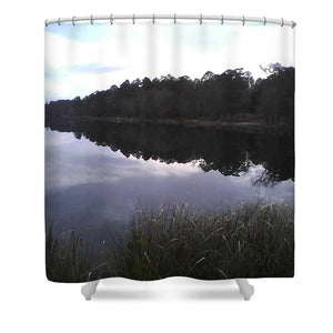 So Serene - Shower Curtain
