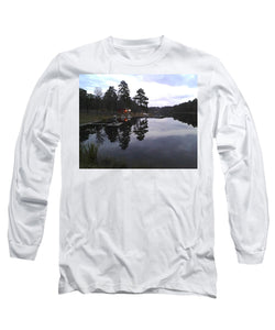 Sunrise On Christmas Day - Long Sleeve T-Shirt