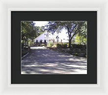 The Ranch Restaurant - Framed Print
