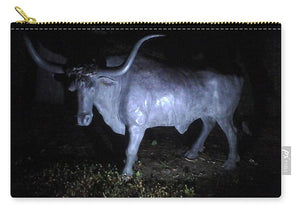 The Texas Longhorn - Carry-All Pouch