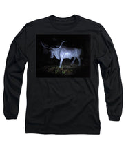 The Texas Longhorn - Long Sleeve T-Shirt