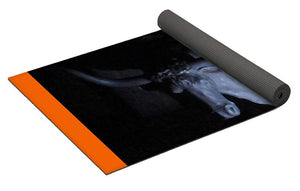 The Texas Longhorn - Yoga Mat