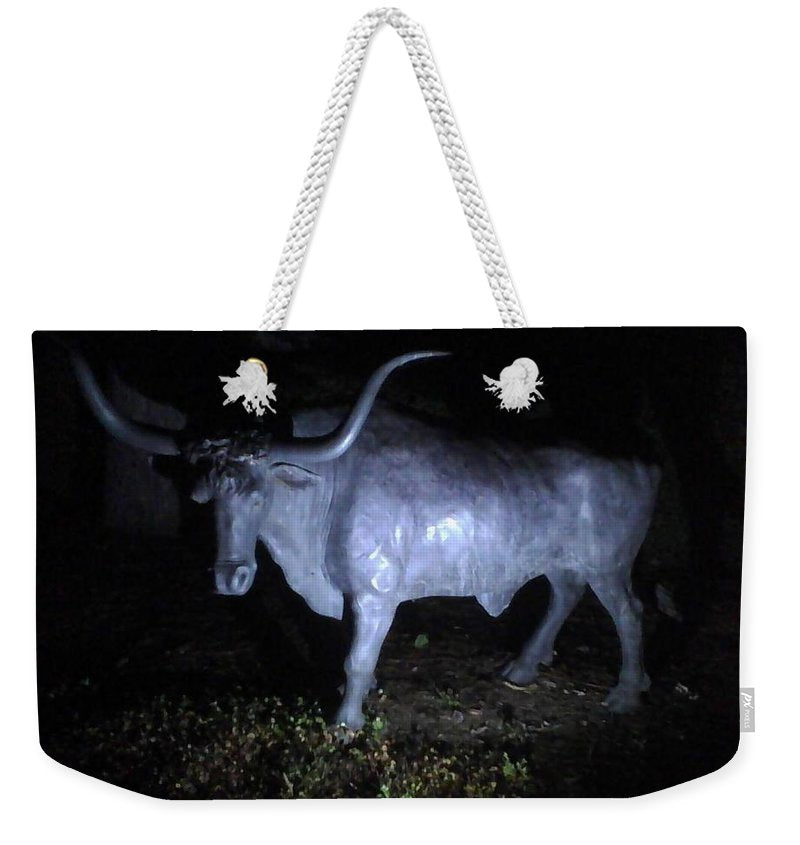 The Texas Longhorn - Weekender Tote Bag