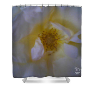 Up Close And Beautiful - Shower Curtain