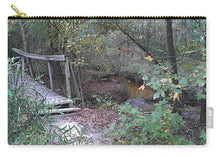 Waterfall Bridge Crossing - Carry-All Pouch