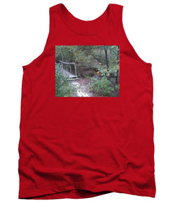 Waterfall Bridge Crossing - Tank Top