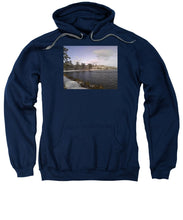Winter Wonderland At The Lake - Sweatshirt