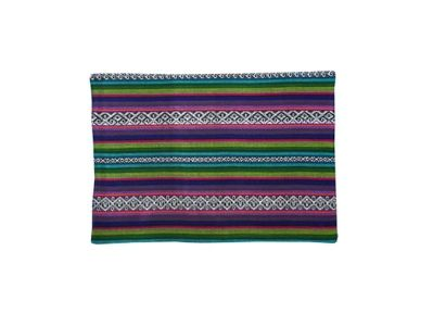 Green & Purple Table Mats
