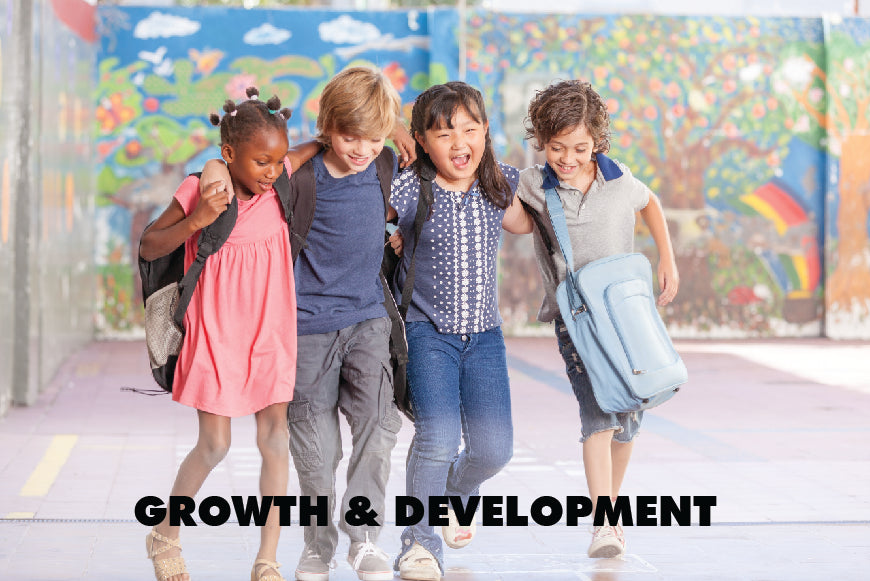 Growth and Development for School-age children