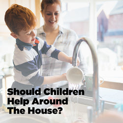 Should Children Help Around the House?