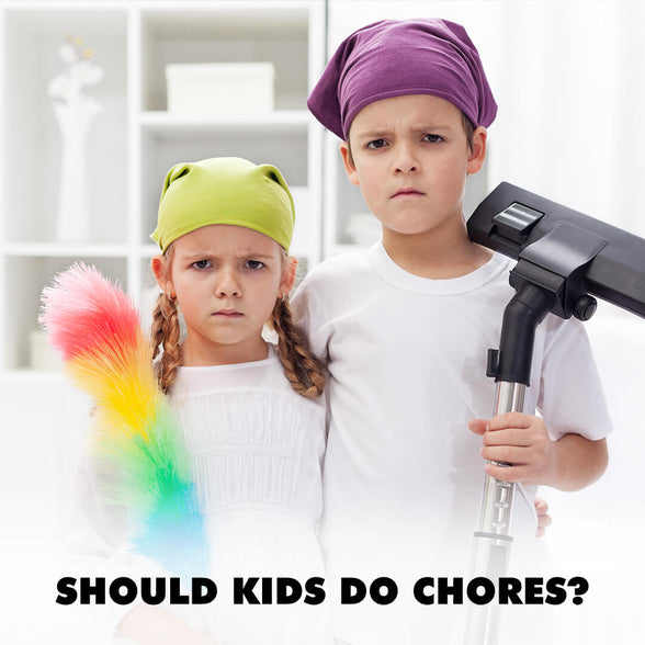 Should Children Do Chores?