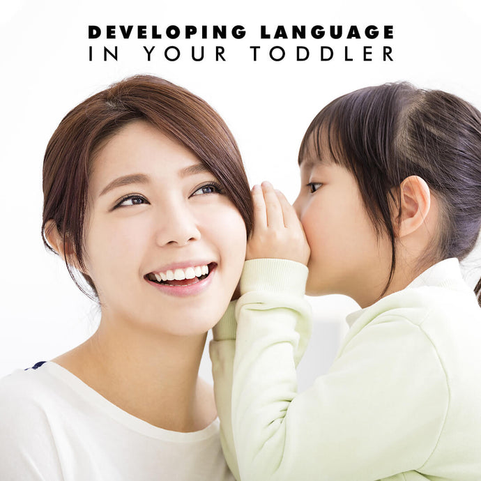 Activities for developing language in your preschooler