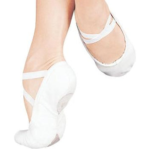 Bloch - Adult - Canvas Split Sole Ballet Slipper