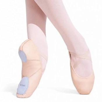 Capezio - Juliet II - Leather Split-Sole Slipper