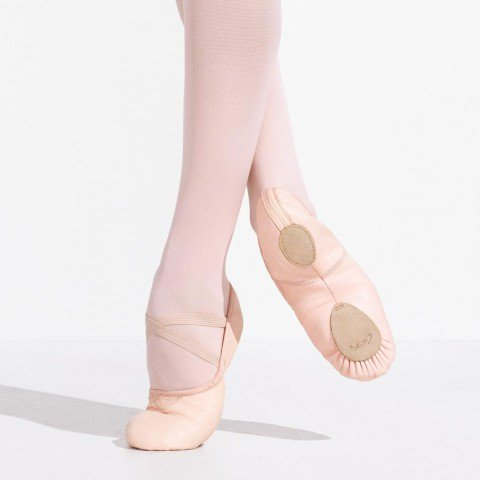 Capezio (2039) - Adult - Cobra Ballet Slipper