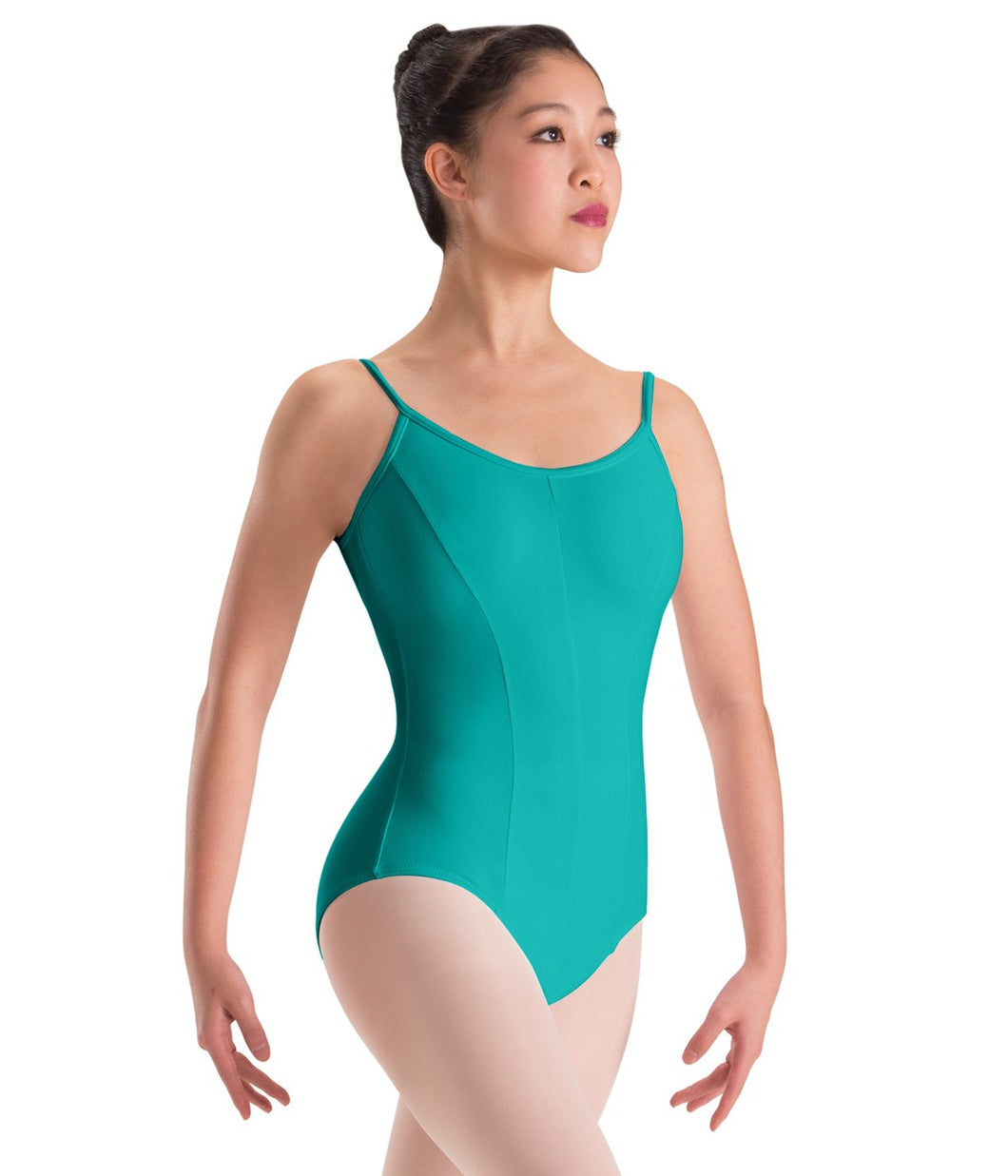 Motionwear - Princess Center Seam Camisole Leotard