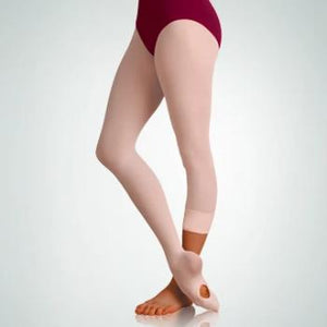 Body Wrappers - Adult - Convertible Tights