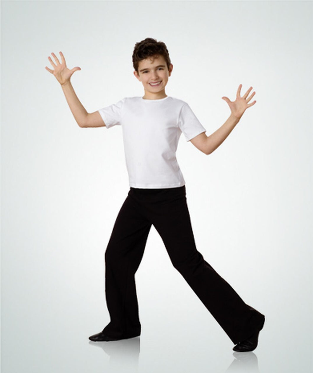 Body Wrappers (B191) Boy's Jazz Pant