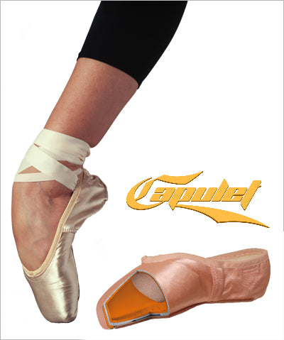 CapuletWorld (D30) - Capulet Juliet Pointe Shoe