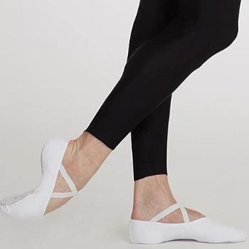 Capezio (CG2021) - Adult Leather Split Sole Ballet Slipper