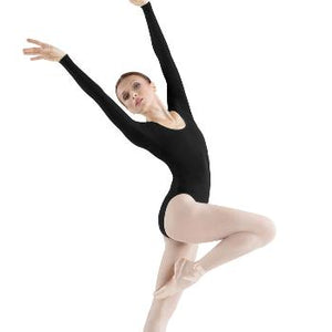 Bloch (C/L5409) - Basic Long Sleeve Leotard