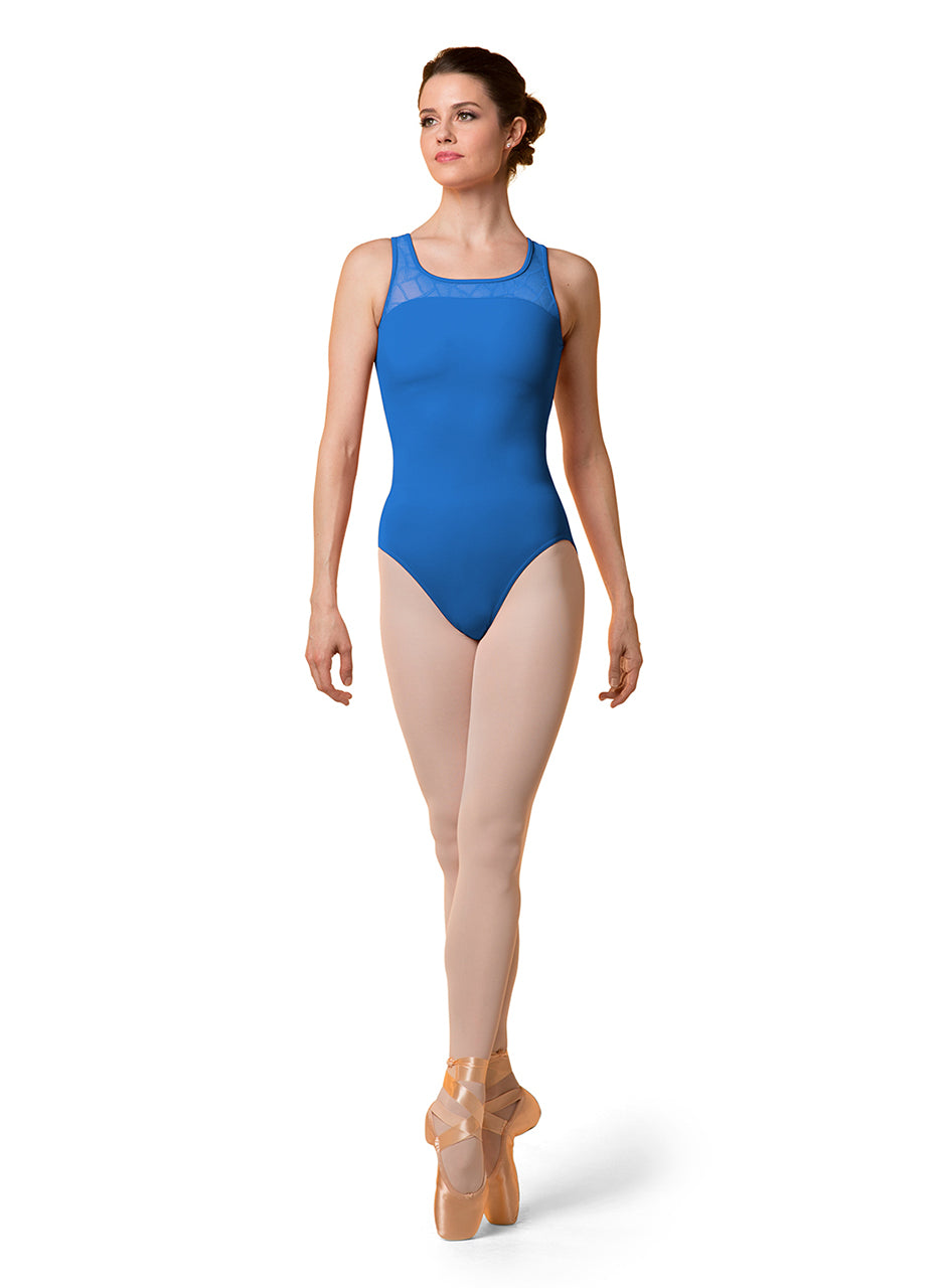 Bloch (M3065LM) Open Back Tank Leotard