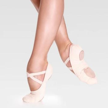 So Danca (SD16) - Stretch Canvas Split-Sole Ballet Slipper