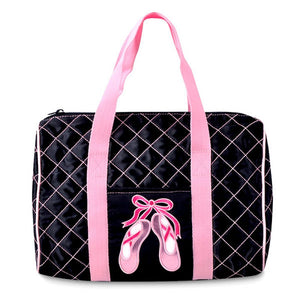 Quilted Pointe Duffel