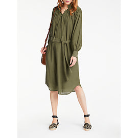 AND/OR Freida Dress- Olive