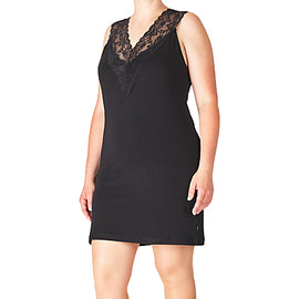 ADIA Iris Dress- Black