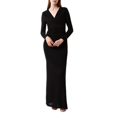 Fenn Wright Manson Valentina Dress- Black