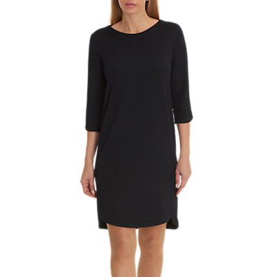 Betty & Co. Textured Jersey Dress- Night Sky