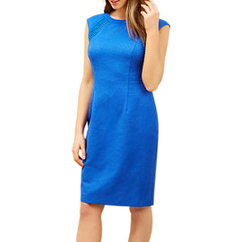 Fenn Wright Manson Petite Celeste Dress- Blue