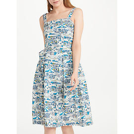 Seasalt Boskerris Dress- Summer Festival Ecru