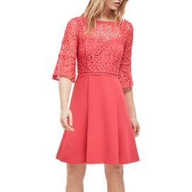 French Connection Whisper Ruth Lace Dress