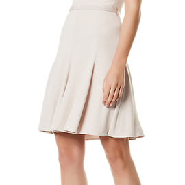 Karen Millen Sharp Summer Suit Skirt- Neutral